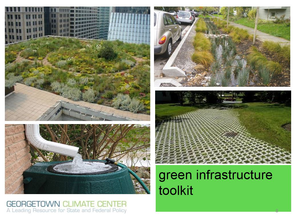 Green Infrastructure Toolkit From The Georgetown Climate