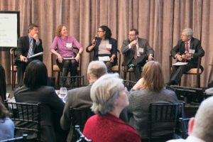 Conference afternoon panel