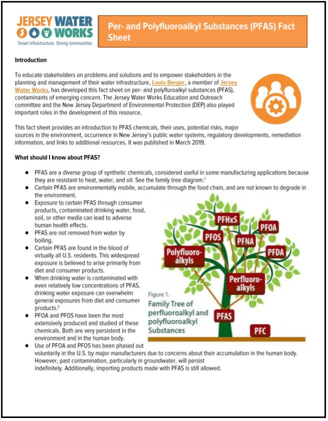 Fact Sheet: Per- and Polyfluoroalkyl Substances (PFAS