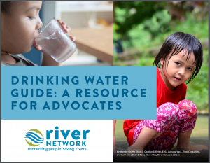 The River Network's Drinking Water Guide Cover Page Photo
