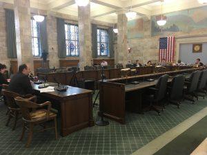 JWW Testifying WQAA Hearing State House 9.25